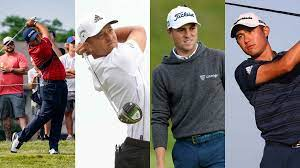Olympic golf: Here are the American men ...