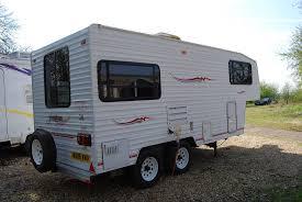 Small Picture Adventure fifth wheel 18 trailer