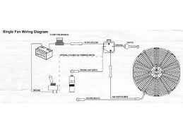 electric fan wiring diagram electric image wiring electric fan thermostat question archive trifive com 1955 on electric fan wiring diagram