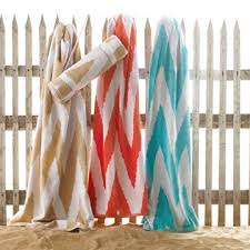 beach towels on the beach. Going To The Beach With Towel Lie On Is Very Comfortable, Especially When You Want Tanned Yourself During Summer Season. Towels