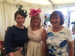 """Letitia Wade on Twitter: """"#GalwayRaces 2019 in full swing celebrating  #150years anniversary with good friends… """""""