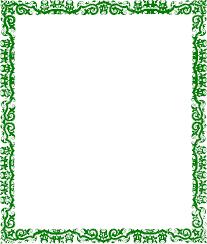 Green Border Design Clip Art At Clker Com Vector Clip Art
