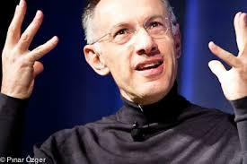 Sequoia's Michael Moritz at GigaOM's RoadMap It's easier than ever to start a company today, according to Sequoia Capital General Partner Michael Moritz, ... - 1z5o5233