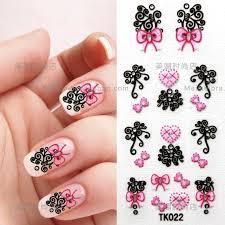 3d nail art decals photo 1