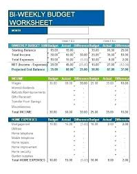 Monthly Household Expense Form Monthly Home Expenses Template Household Bills Budget Template