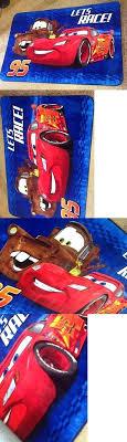lightning mcqueen rug cars play mat x racing emedics co