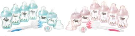 Tommee Tippee Pink Decorated Bottles Tommee Tippee Closer To Nature Bottles Review Giveaway 78