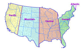 Should Indiana Michigan And Western Ohio Move To Central Time
