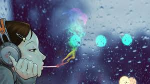 Rain Backgrounds for Desktop ...
