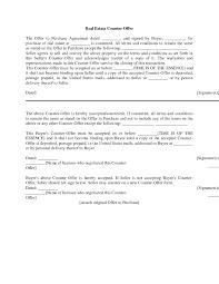 Counter Offer Letter Valid Counter Fer Letter Sample Job Fer Counter ...