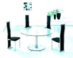 round dining room sets for 4 modern round dining table set full size of modern round