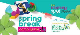 this year s spring break camp guide is brought to you by busch gardens tampa bay from kindergarteners to college students busch gardens tampa bay offers
