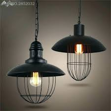 industrial lighting fixture. Metal Hanging Lights Vintage Rustic Pendant Lampshade Retro Lustre Shade Fixture Industrial Lighting Solar Outdoor Lanterns T