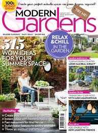garden magazines. Fine Magazines Modern Gardens Magazine  Throughout Garden Magazines N