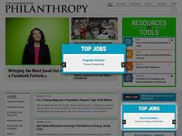 chronicle careers job posting sponsored job top job