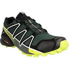 Salomon Running Shoes Size Chart Salomon Mens Speedcross 4 Gore Tex Trail Running Shoes
