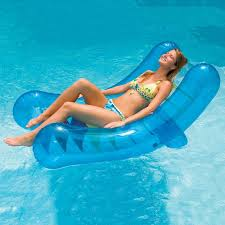 look at this rocker lounge float by swimline