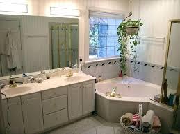 whirlpool shower combo tub shower combo decorative plant towels racks faucets big window mirror bathtub contemporary
