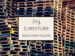 outdoor furniture made from pallets. diy pallet furniture outdoor made from pallets