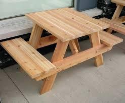 cedar table round cedar table plans