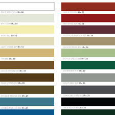 Mueller Color Chart Cupola Kit Color Charts Cupolas For Roofs And Barns