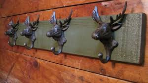 Moose Coat Rack Moose Coat Rack 16