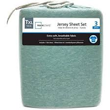jersey cotton sheets.  Sheets Mainstays Jersey Knit Sheet Set Mint Heather Full And Cotton Sheets S