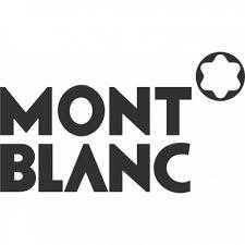 Logo Font Fonts Logo Mont Blanc Logo Font