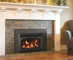 gas fireplace logs inserts average cost of repair natural