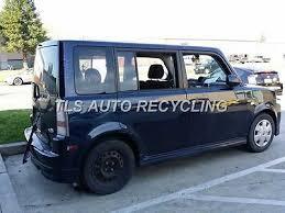 scion xb 2006 black. 2006 xb scion black passenger front seat headrest 7191052540b0 scion xb black