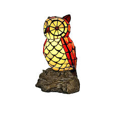 table lamps jcpenney ceramic owl table lamp owl table light chic owl shaped resin base