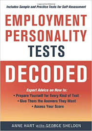 Hart Chart Decoding Employment Personality Tests Decoded Anne Hart George