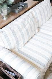 you guys know how obsessed i am with the fact that i can wash my sofa slipcovers from my pottery barn grand sofa right