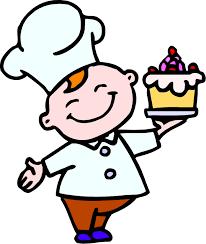 Image result for kids baking clipart