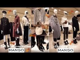 Mango <b>Fall</b>-<b>Winter</b> 2019/2020 <b>new Women's</b> Fashion Collection ...