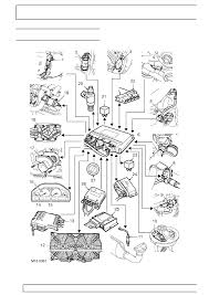 land rover workshop manuals > range rover p > fuel system 19 fuel system land rover v8 > description and operation > engine management system schematic from 99my