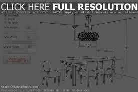 1 chandelier size for dining room chandelier size for dining room for exemplary chandelier size for