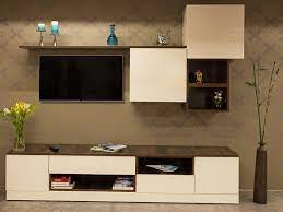 contemporary entertainment wall units