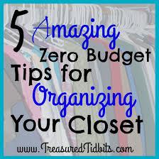 5 amazing zero budget tips for organizing your closet facebook
