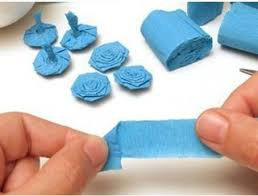 Crepe Paper Flower Balls How To Make Crepe Paper Flower Ball Gathered Things