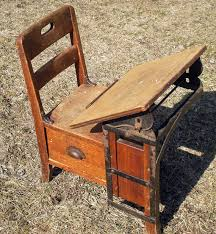 antique child s school desk vintage by bigredbarnbam 152 00