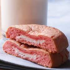 Strawberry Cheesecake Box Cookies Recipe By Tasty