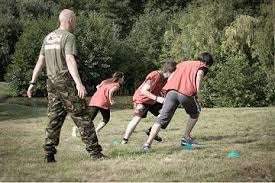 pictures of royal navy pre joining fitness test