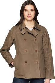 Filson Jacket Size Chart Amazon Com Filson Womens Whitmarsh Trench Clothing