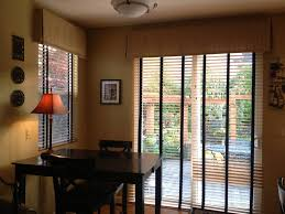 Ideas For Window Treatments Sliding Glass Doors
