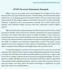 University Personal Statement Examples Pin By Personal Statement Sample On Personal Statement