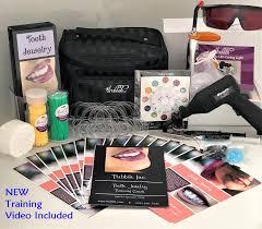 tooth jewelry starter kit