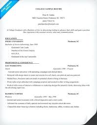 sample resume college student seeking internship template for application  students example resumes freshman res