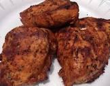 african grilled chicken breast