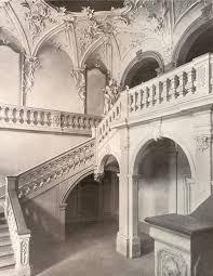 Ihr gesicht ist vollkommen entstellt. Treppenhaus Und Treppe Im Suddeutschen Barock